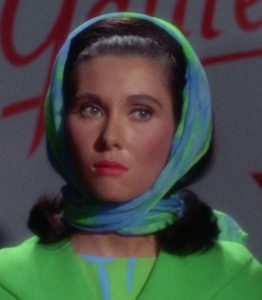 Elinor Donahue, not impressed