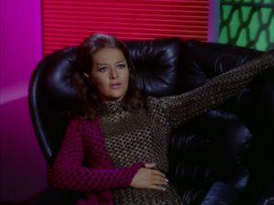 the Romulan Commander